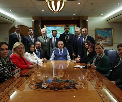 Cumhurbaşkanı Erdoğan: Türkiye, Libya'da barışın anahtarıdır