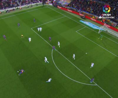 Barcelona'dan ders olacak muhteşem gol