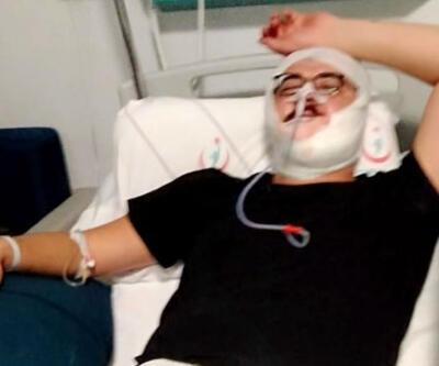 Boks antrenörü tartıştığı kişiyi hastanelik etti
