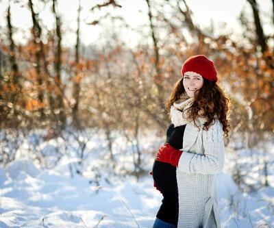 Kışın sağlıklı hamilelik için 8 altın kural
