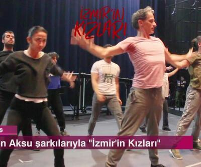 Afiş, Sezen Aksu şarkılarıyla sahnelenecek olan İzmir'in Kızları Müzikalinden detayları ekrana getirdi