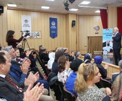 Başkan Gültak: Üreten bir Akdeniz hedefliyoruz