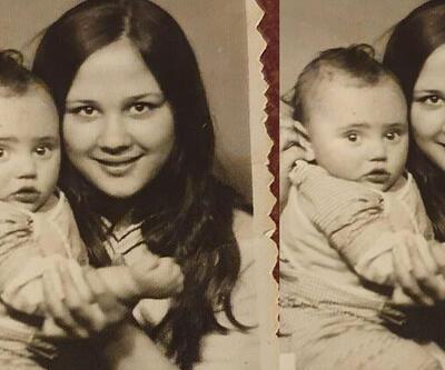 Kızım Ümran 11 aylıkken: Bu ünlü çok genç yaşta anne olmuş