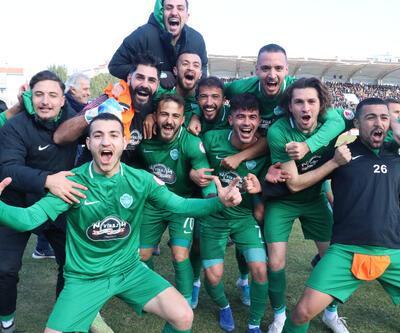 Kırklarelispor Başakşehir'i eledi