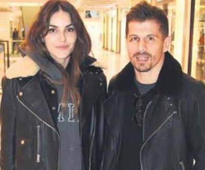 Emre Belözoğlu: Hanımdan dayak yedim