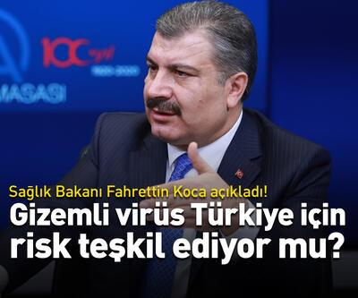 Gizemli virüs Türkiye için risk teşkil ediyor mu?