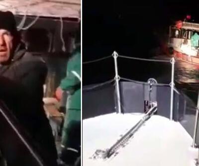 Yasak avlanan balıkçıdan şaşırtan savunma
