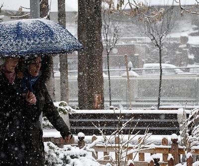 Meteoroloji'den soğuk ve yağışlı hava uyarısı