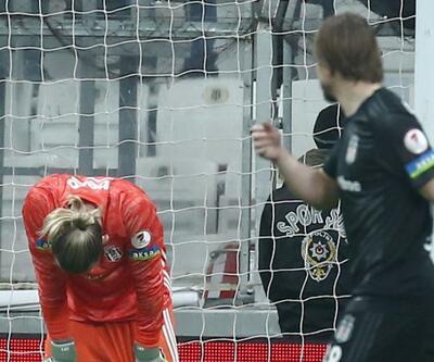 Beşiktaş 2-3 Erzurumspor MAÇ ÖZETİ