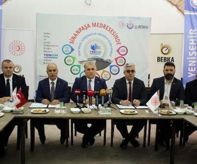 Yenişehir'e Girişimcilik ve Yenilikçilik Merkezi