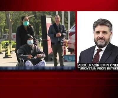 Pekin Büyükelçisi Çindeki son durumu CNN TÜRK'e değerlendirdi