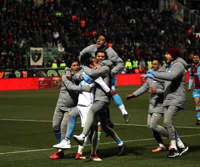 Trabzonspor penaltılarda maçı kazandı