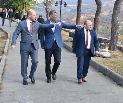 Niksar Kalesi, 2020 yılı yatırım programına alındı