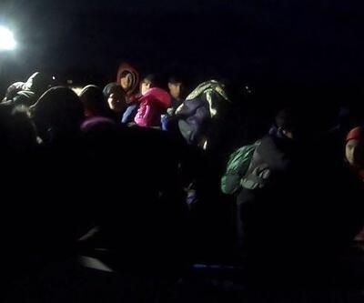 Balıkesir'de 19 düzensiz göçmen yakalandı