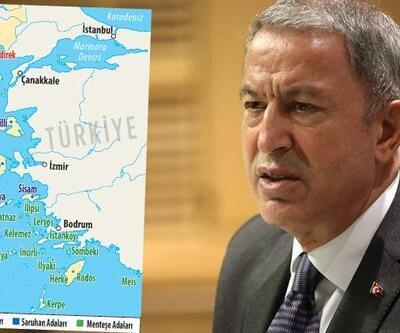 Adalar sorunu yeniden gündeme geldi