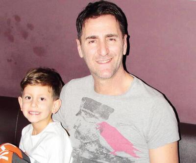 Bekir Aksoy'dan oğluna karne hediyesi
