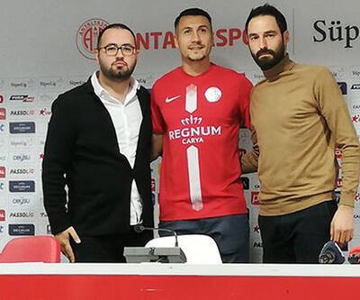 Adis Jahovic resmen Antalyaspor'da