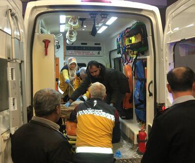 Deprem sırasında kalp krizi geçiren kişi hayatını kaybetti