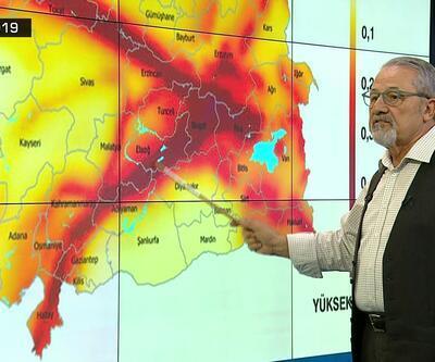 Prof. Dr. Naci Görür, Elazığ depremini CNN TÜRK'te 4 ay önce bilmişti!