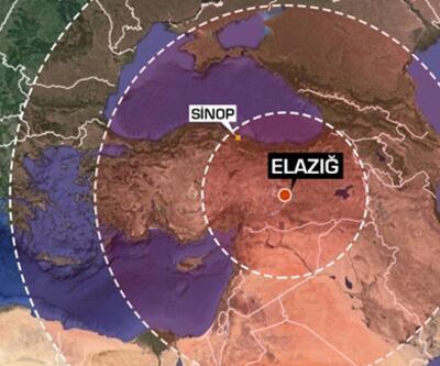 'Elazığ depremi 120 milyon kişi tarafından hissedildi'