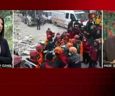 Deprem anında ne yapılmalı? Prof. Dr. Şükrü Ersoy açıkladı