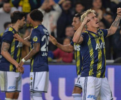 Fenerbahçe-Başakşehir: 2-0