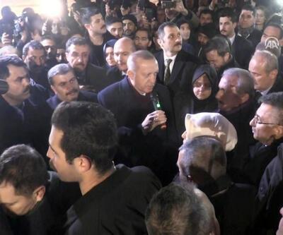 Cumhurbaşkanı Erdoğan Malatya'daki deprem bölgesini ziyaret etti