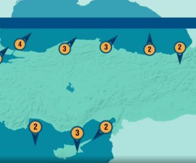 Hava durumu 26 Ocak 2020… Pazar günü hava durumu nasıl olacak?
