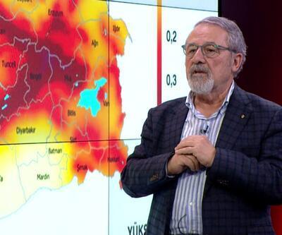 Naci Görür: Bu fay üzerinde yeni depremler olabilir