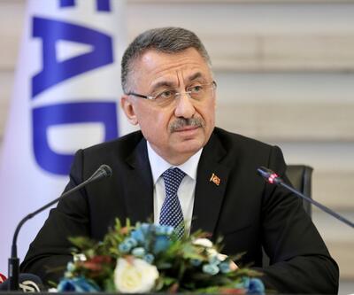 Cumhurbaşkanı Yardımcısı Fuat Oktay, AFAD'ı ziyaret etti