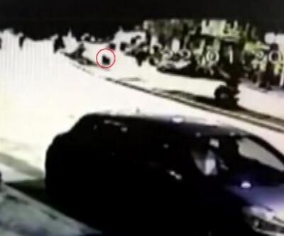 Emre'nin öldürüldüğü bıçaklı kavga güvenlik kamerasında