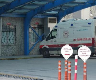 Vertigo teşhisi koyulan Çinli turistin, Konya'daki tedavisi sürüyor
