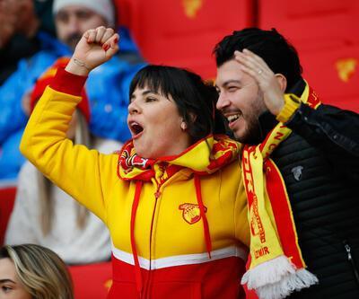 Göztepe'nin yeni stadı açıldı