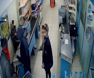 Polis, 3 bin kişinin gözünü inceleyip, maskeli silahlı soyguncuyu yakaladı