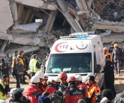 6,8 büyüklüğündeki depremde ölü sayısı 38'de yükseldi