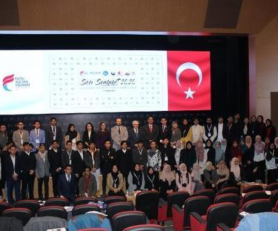 Güneydoğu Asyalı Öğrenciler Zirvesi İstanbul'da yapıldı
