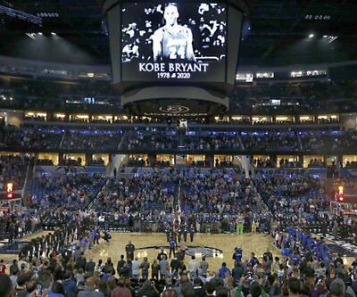 Kobe Bryant'ın ardından NBA'de maçlar devam etti