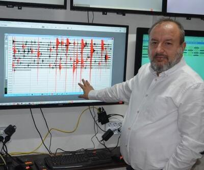 Marmara'da depremlerle ilgili 'yapay zeka' çalışması