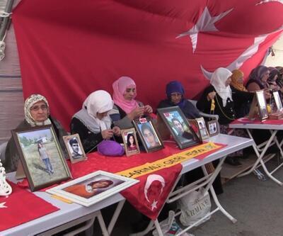 Evlat nöbetinden Elazığ'a destek