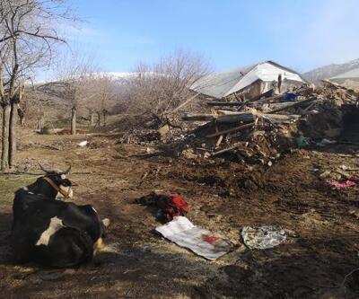Depremde Çevrimtaş köyündeki evlerin yüzde 90'ı yıkıldı