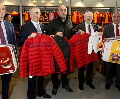 Galatasaray'dan depremzedeler için yardım kampanyası