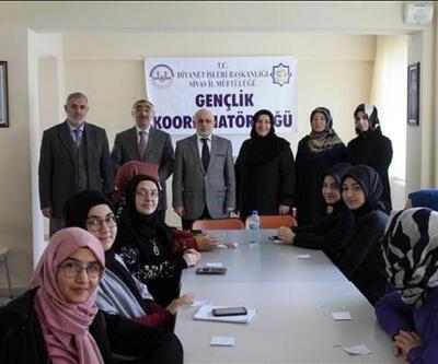 Sivas İl Müftlüğü gençlik kampı sona erdi