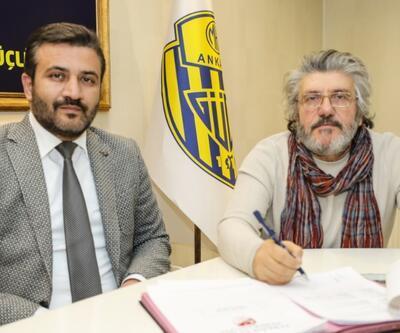 Ankaragücü'nün yeni hocası açıklandı