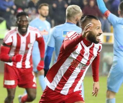 Süper Lig puan durumu! Lider Sivasspor puan kaybetti