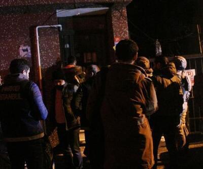 İstanbul'da uyuşturucu operasyonu: 74 gözaltı