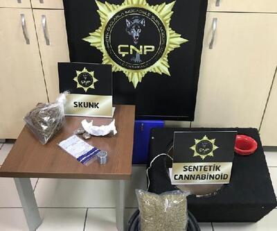 Çanakkale ve Ordu'da uyuşturucu operasyonu: 5 tutuklama