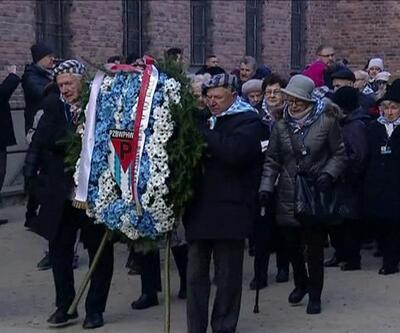 Auschwıtz'in kurtuluşunun 75. yılı