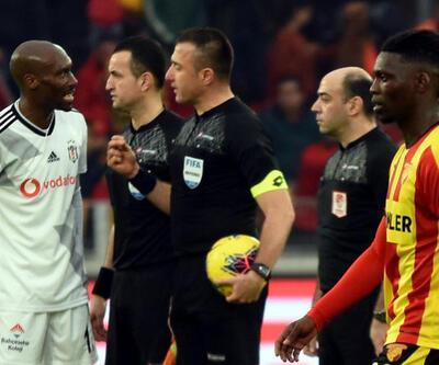 Beşiktaş maç tekrarı için TFF'ye başvurdu!