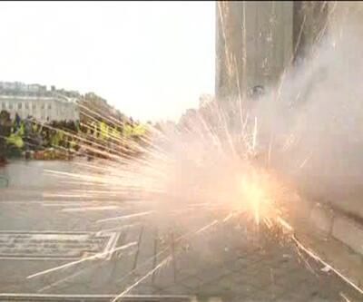 Fransa gaz bombasını yasakladı