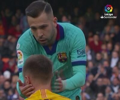 Barcelona deplasmanda şoku yaşadı